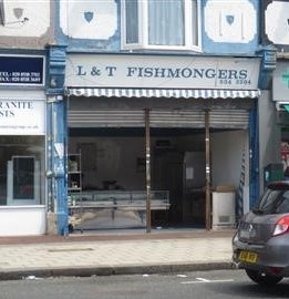 Commercial Shop - Ilford - IG1