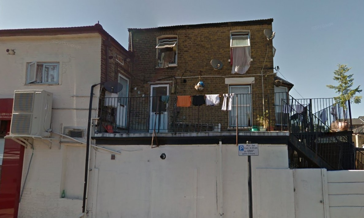 First Floor Flat - London E7