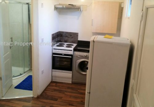 1 Bedroom Flat- Studio