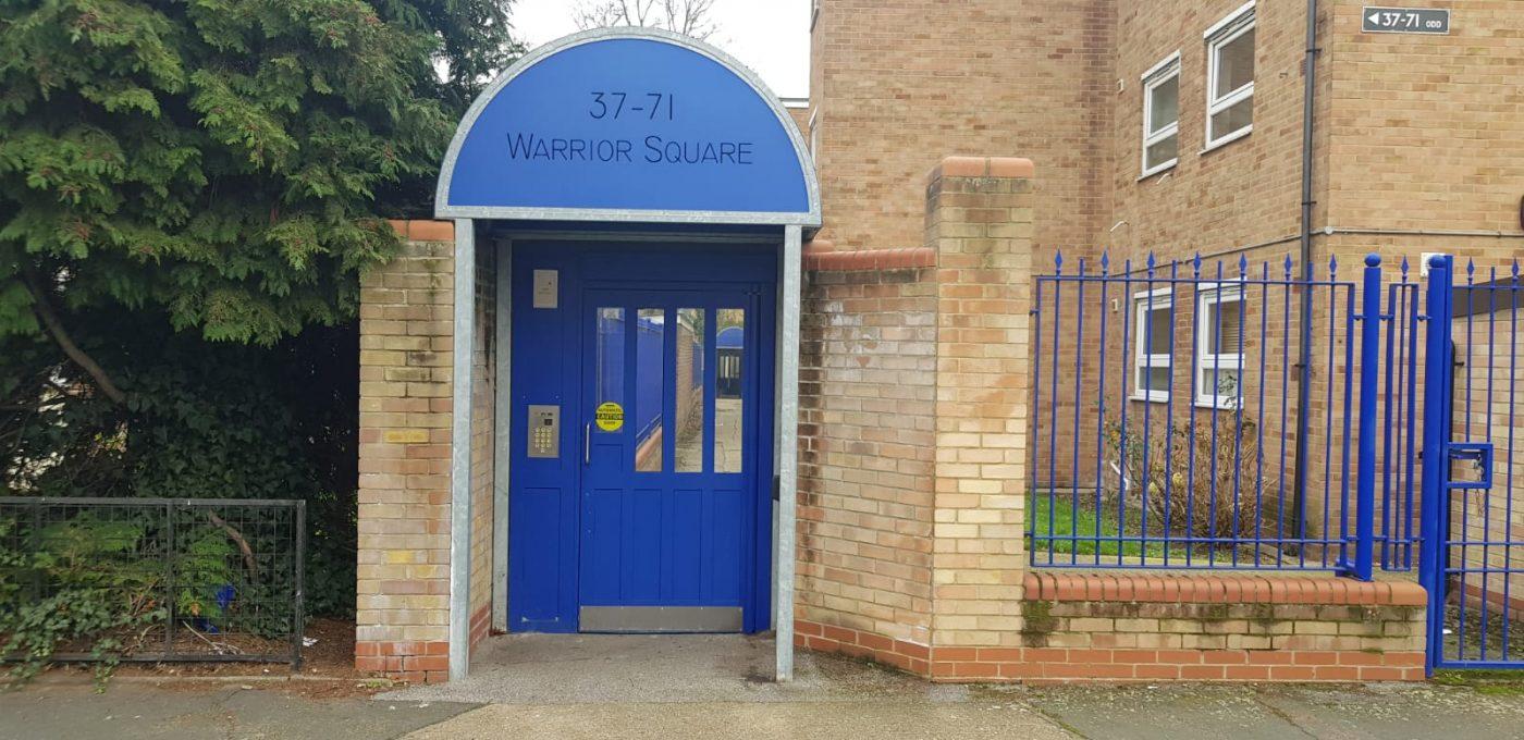 Warrior Square, Manor Park, E12